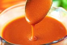 Recipes: Marinades, Dressings & Sauces / Jazz up any dish with theses fabulous tasting additions
