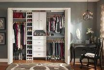 Riconquista ogni cm di spazio / Idee per rendere più grande (e più ordinata) la tua casa.