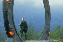 SG1 (Stargate) / TV series  / by Rosalie Savage