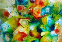 Chris Cozen / The art work of Chris Cozen.