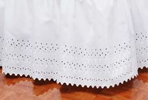 Bedskirts / by Terese Cook