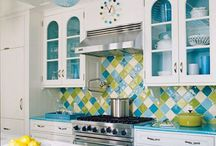 Kitchens / by Terese Cook