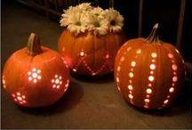 Halloween fai da te! / Idee, suggestioni e piccoli progetti per la Festa delle Zucche! :)