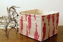 Cajas, bolsas, canastas / Packaging, boxes, paper bags, organizers / Empaques y depósitos organizadores, de distintos materiales, de preferencia DIY. / by Maria Tenorio