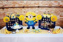 Minions Kids Party Ideas