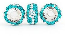 Ovarian Cancer Awareness / In honor of all the women battling ovarian cancer, their families & caregivers. For our Warriors, Survivors & Angels. You are true #tealwarriors and we support you! Tough as Teal!