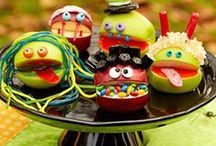 Tricks or Treats / Fun food stuff to make for Halloween