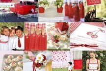 50's style wedding
