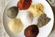 Homemade Spice Mixes / DIY spice mixes!