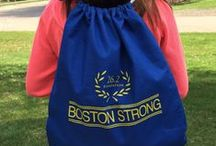 Boston Strong / We are from Boston and we are Boston Strong ..... We will never forget.