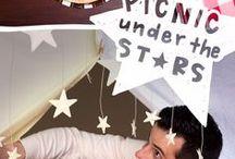 Indoor Picnic Parties for Kids