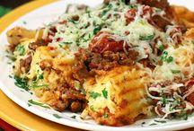yummy food & drink recipes / by Christy Thomas