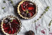 bake | tarts & pies / pastry, fruit pies and tart recipes.
