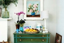 Home Inspiration & Decor / by Violette