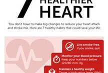 Your Heart Health / Learn about how to keep your heart healthy and how it can be fixed if it's not.