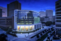 Texas Medical Center / The Texas Medical Center in Houston is home to over 50 not-for-profit institutions which make up the largest medical center in the world.