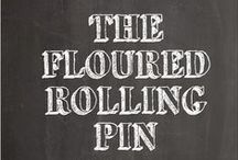 The Floured Rolling Pin Cakery / Cup Cakes, Cakepops, & Cakes