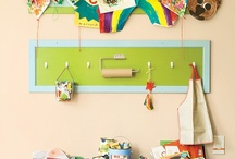 Why Didn't I Think of That? / Organization tips and other clever nursery ideas