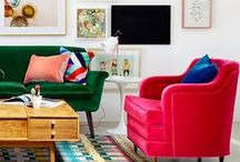 interior | living areas / living rooms and home details.