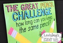 Future teacher ideas! / by Emily King