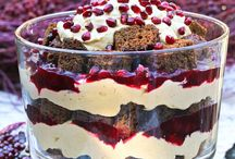 Food: Desserts: Trifles and Sweet Dips