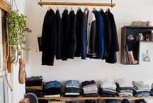Closet Space. / by Daron Jermstad
