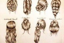Hair, Skin, Nails