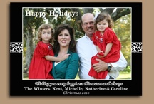 Christmas Cards / by Michelle Wise @ That Party Chick