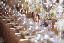 Gilded and Gold Wedding