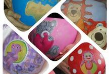 Bellypainting / Belly painting