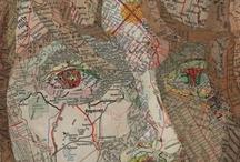 Mapas / by Alquián. Objetos viejos con alma