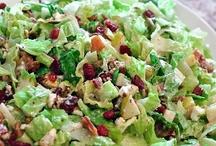 Salad, Salad, Salad / by Sandy Rose