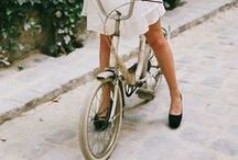 adore | bicycle love / Bikes and bicycles.