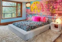 Kids Bedroom Ideas / by Carlisa Smith