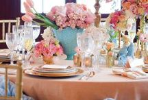 Bridal Shower, Luncheon, or Tea / Exciting party ideas to honor the Bride-to-be! / by Michelle Wise @ That Party Chick