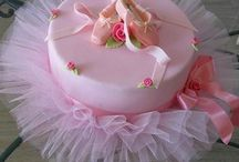 Ballerina Party Ideas / Perfect party ideas for your little ballerina! / by Michelle Wise @ That Party Chick