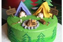 Camp out/ Campfire party Ideas / Ideas for an exciting camping party or just gathering around the campfire for s'mores! / by Michelle Wise @ That Party Chick