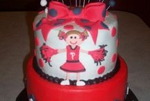 Cheerleading Party Ideas / S-P-I-R-I-T, Spirit, Let's Hear It, for a Cheer themed Party! / by Michelle Wise @ That Party Chick