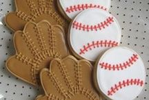 Baseball/ Softball Party Ideas / Hit a Homerun in party planning with creative ideas for a Baseball or Softball Party!  Also great for World Series parties! / by Michelle Wise @ That Party Chick