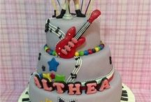 Drums, Guitars, & Rock Stars / Ideas for a music themed party!   / by Michelle Wise @ That Party Chick