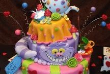 Alice in Wonderland/ Mad Hatter Tea Party Ideas / Fun and colorful ideas for an Alice in Wonderland or Mad Hatter Tea Party to celebrate a birthday, shower, or Sweet 16 party! / by Michelle Wise @ That Party Chick