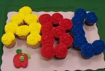 ABC Alphabet Party Ideas / Adorable Ideas for an ABC School themed birthday party! / by Michelle Wise @ That Party Chick
