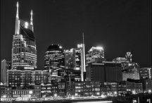 Beautiful Nashville, and my Tennessee<3  / by Katy Kaye