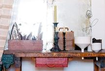 my oakland studio / featured in Rue Magazine,  SFgirlbybay