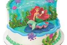 Ariel/ Little Mermaid Party Ideas / Celebrate a special birthday with Ariel, the Little Mermaid, in an under the sea adventure / by Michelle Wise @ That Party Chick