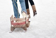 seasons | winter inspiration / Winter fashion, winter food and winter inspiration.