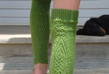 Socks, Slippers, Leg Warmers