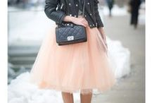 adore | tulle skirts / All hail the tulle skirt - beautiful, feminine and totally dreamy!