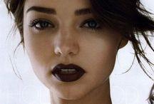 beauty | bold lips / bold lipsticks and lip colour.