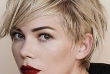 hair | cute crops / cropped and mid length hairstyles